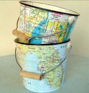 Map Covered Buckets