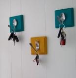 Spoon Key Rack