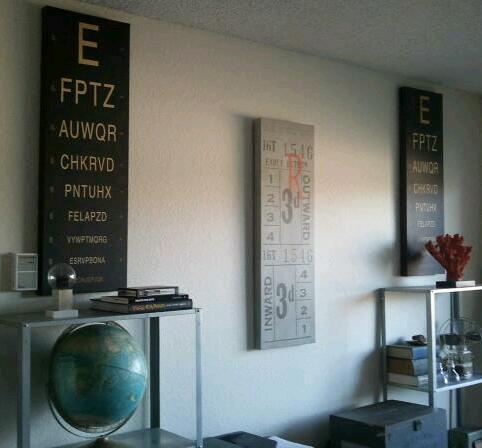 My Living Room Wall