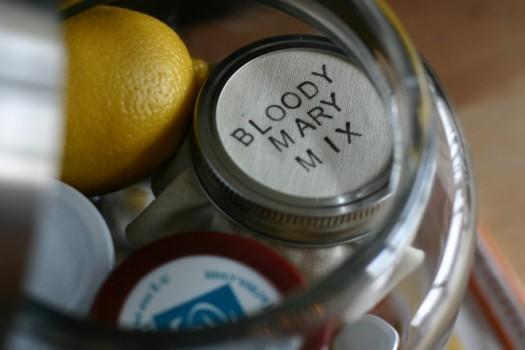 Bloody Mary and Mismosa Mixes