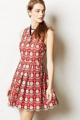 Maraschino Lace Dress