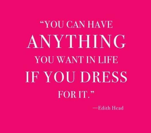 Edith Head Quote
