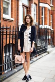 Alexa Chung White Dress