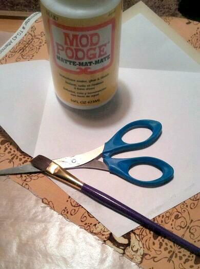 Fabric Envelop Supplies Edited