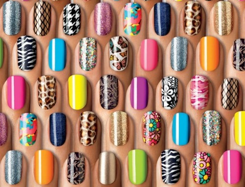 Nail Wraps Sally Hansen
