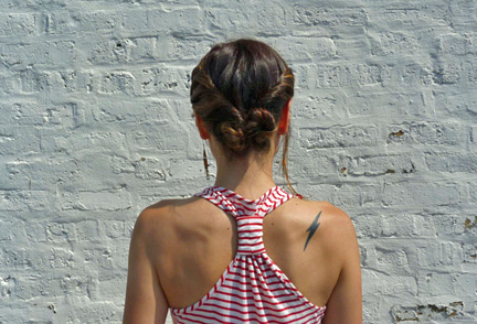 quick-twisted-updo