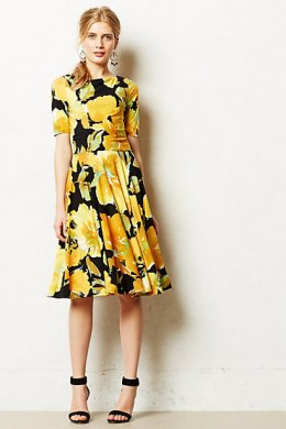 Sunblossom Dress