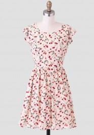 Sweet Cherry Pie Dress
