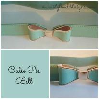 Cutie Pie Belt