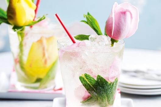 Giggling Rose Cocktail