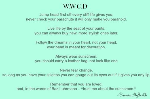 WWCD 2