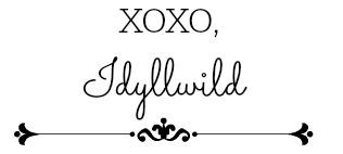 XOXO Idyllwild